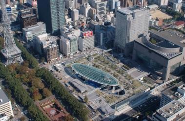 名古屋市:オアシス21(市政情報)
