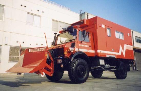 名古屋市:消防車と救急車その1....