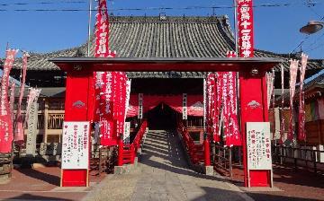 笠寺観音の写真